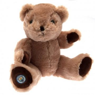 Manchester City George Teddy Bear
